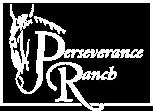 Perseverance Ranchwhite Logo