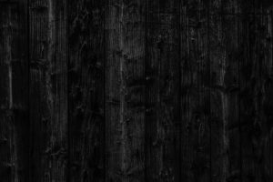 Aged wooden texture black